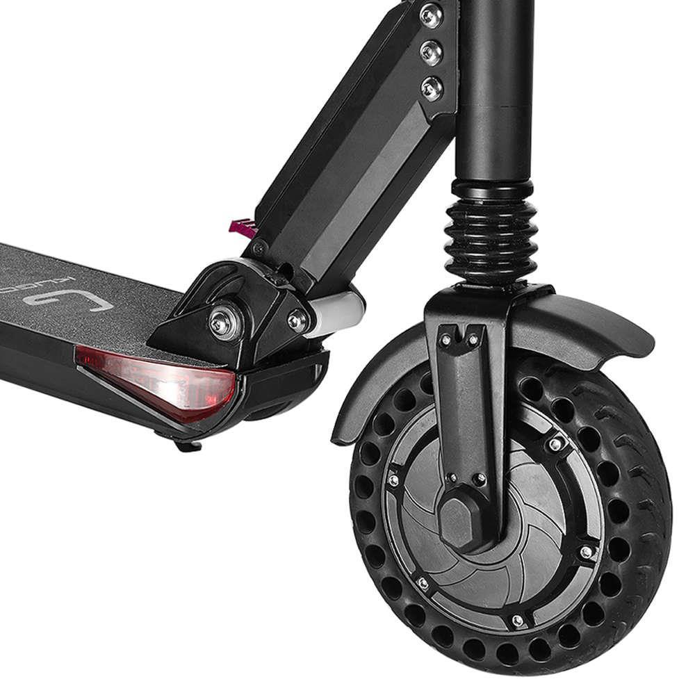 ruedas antipinchazos patinete electrico