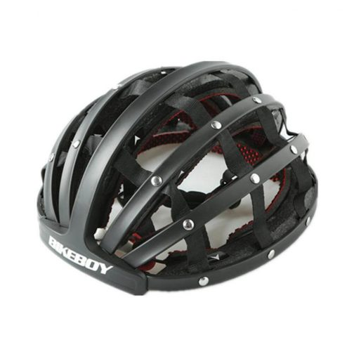 casco plegable patinete