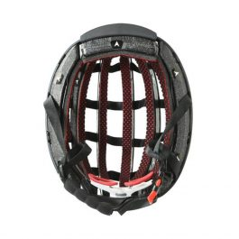 Casco plegable