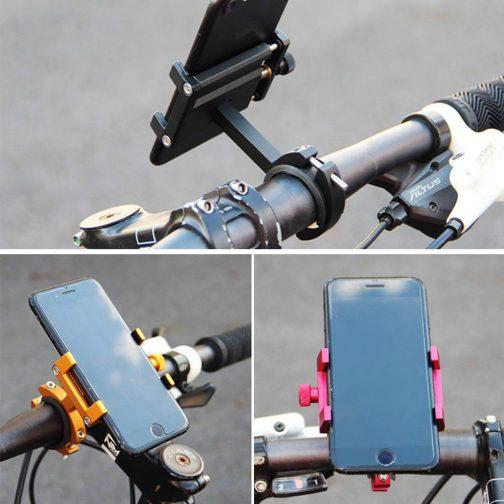 soporte móvil manillar patinete