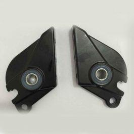 Orejas de plegado para Kugoo S1 y Kugoo S1 Pro – Negro