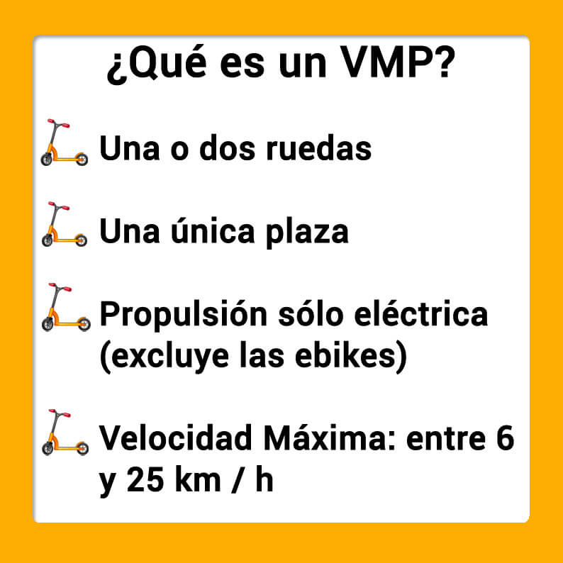 ¿Qué es un VMP?