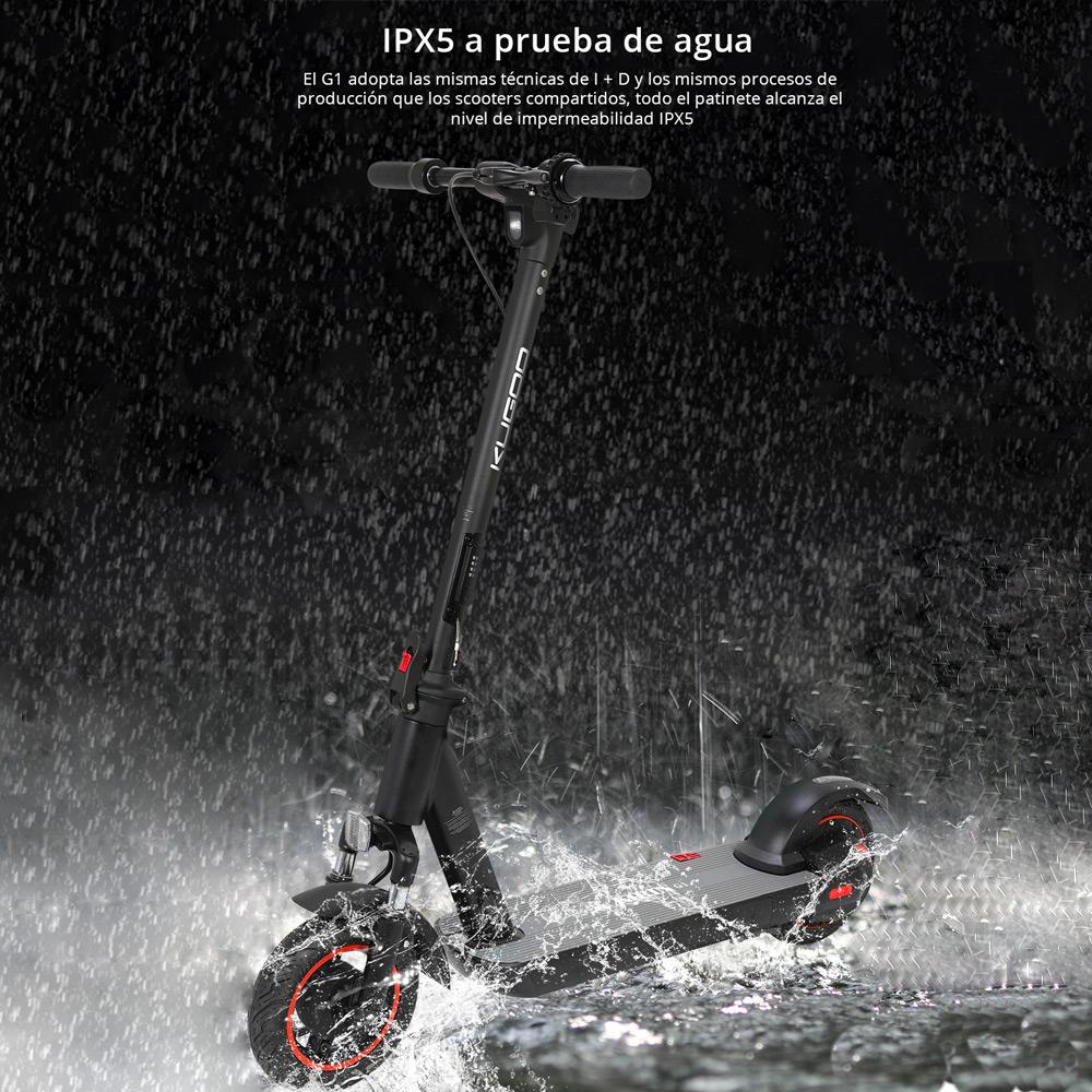 resistencia IPX5 del G1