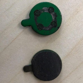 Pastillas de freno para patinete eléctrico Kugoo ES2