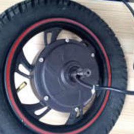 Rueda con motor para bicicleta eléctrica Kugoo B1