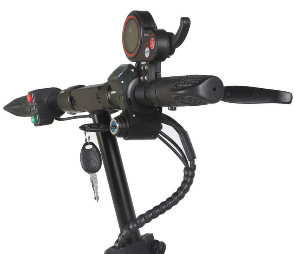 manillar nuevo M4 pro de 16 Ah
