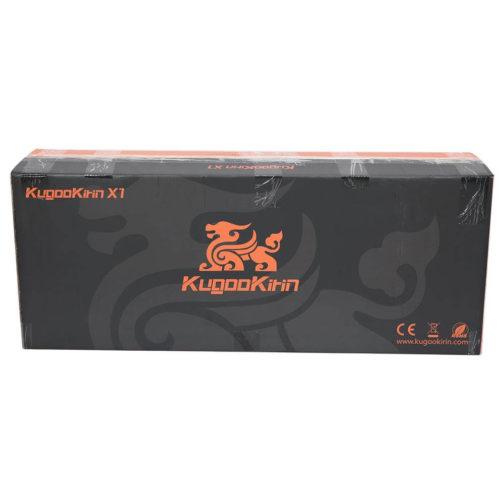 caja patinete Kugoo Kirin X1